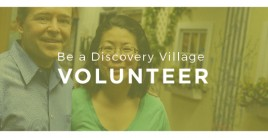 Join us as a Volunteer