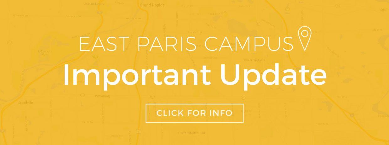 East Paris Important Update