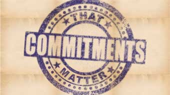 Commitments That Matter